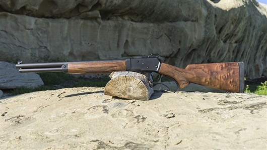 Big Horn Armory Model 89 Carbine side view